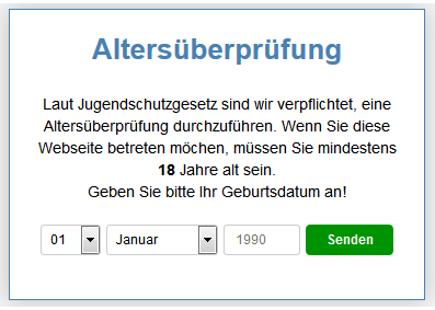 STS Alterscheck Ver. 1.0.0